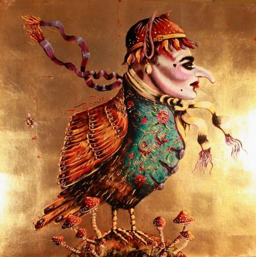 Fly Agaric: The Mushroom Eater